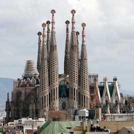 Obras imperdíveis de Gaudí em Barcelona