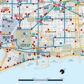 Barcelona em duas rodas: aluguel de bicicletas e ciclovias
