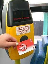 Transporte Público em São Paulo: Bilhete Único