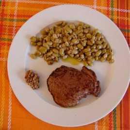 Comida típica em Barcelona