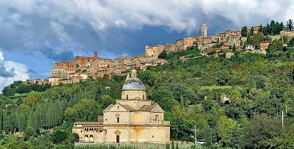 Roteiro de carro pela Toscana por Elimar