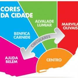 Como se movimentar em Lisboa de Carris e Metro