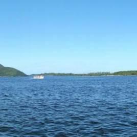 A Lagoa da Conceição