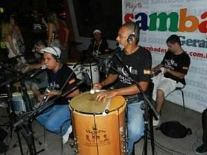 Samba em Belo Horizonte