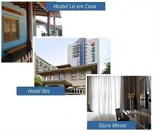 Onde hospedar-se em Belo Horizonte