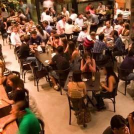 Vida noturna em Belo Horizonte