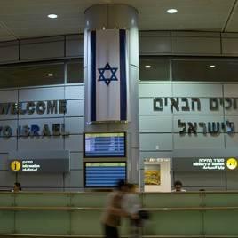 Translado do aeroporto para Tel Aviv
