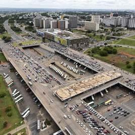 Transporte em Brasília: Rodoviárias e Metrô