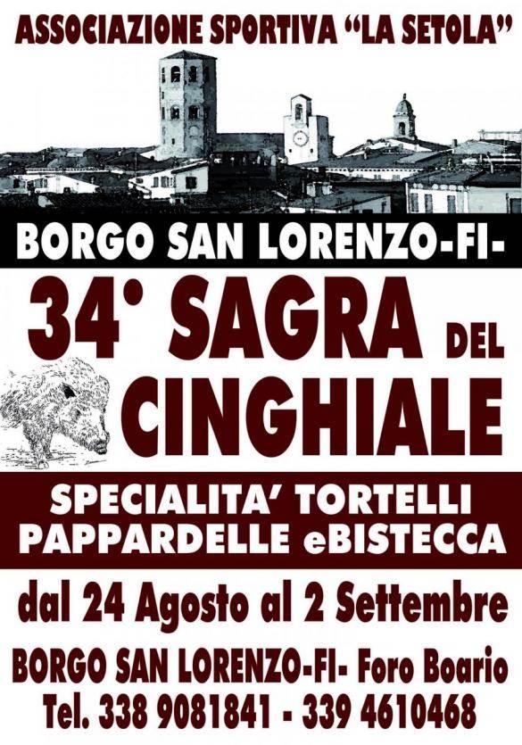Sagras e Festas na Toscana