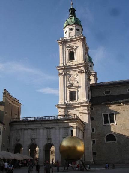 Conhecendo o casco histórico de Salzburgo