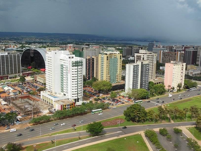 Onde se hospedar em Brasília
