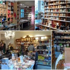 Especiarias, livros e cursos de culinária em Berlim: Goldhahn und Sampson