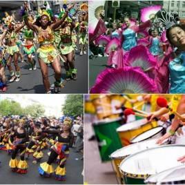 Karneval der Kulturen: Carnaval das Culturas em Berlim e em pleno maio