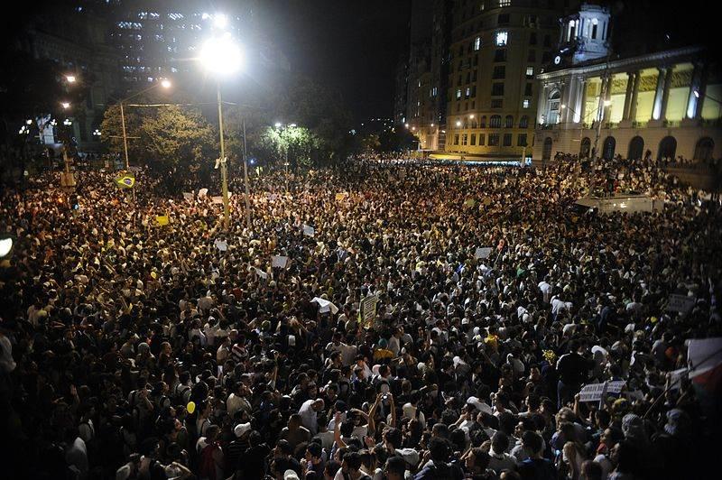 protestos rio 2013