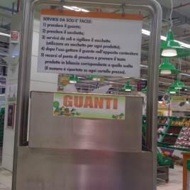 Dicas para fazer compras em supermercados na Itália