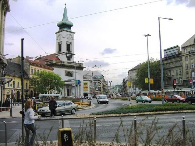 Kálvin_tér