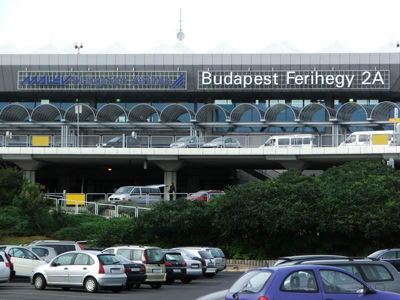 Transfer do aeroporto para o centro de Budapeste