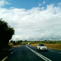 Estrada para Youghal