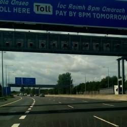 Toll – Pedágio Dublin