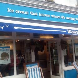 Murphy's Ice Cream Parlor – Killarney