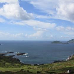Estrada depois de Derrynane Beach – Ring of Kerry